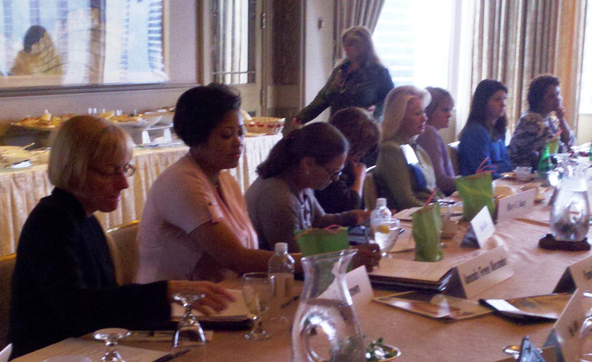 NCWBA Board Meeting 2012