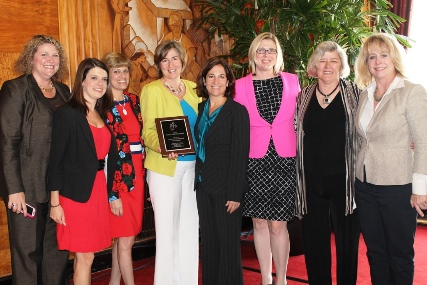 2013 Public Service Award Winner Women's Bar Association of Massachusetts