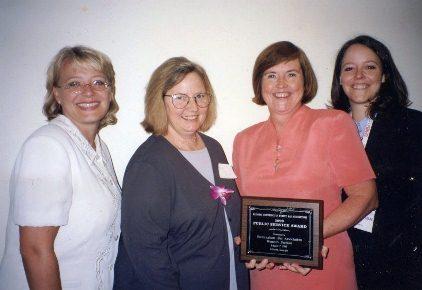 1999 Public Service Award Winners