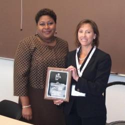 2010 Public Service Award--GABWA