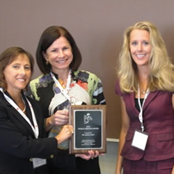 2010 Public Service Award Winner