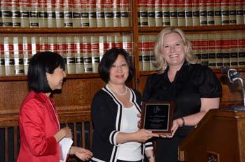 2011 Public Service Award