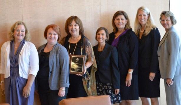 2012 Public Service Award Winners