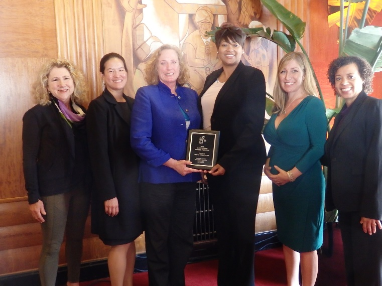 California Women Lawyers and Award