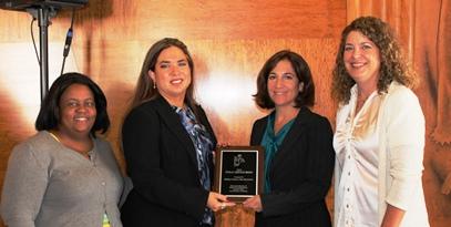 2013 Public Service Award Winner