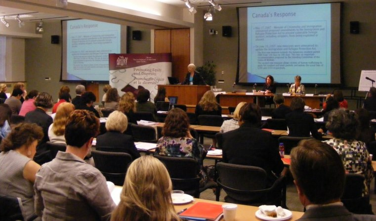 Combatting Human Trafficking Presentation