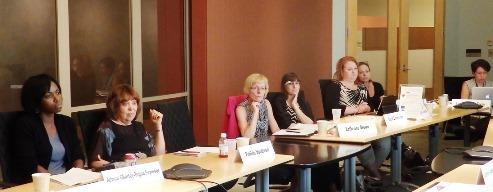 2014 NCWBA Board Meeting, Boston