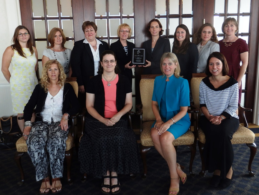 New Hampshire Women's Bar Association Awards Luncheon Attendees