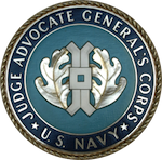 US Navy JAG